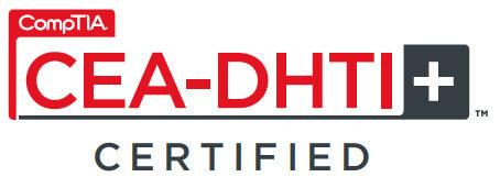 CompTIA DHTI+ Certified