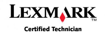 Lexmark Certified Technicians