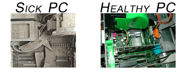 PC Cleaning & Preventative Maintenance