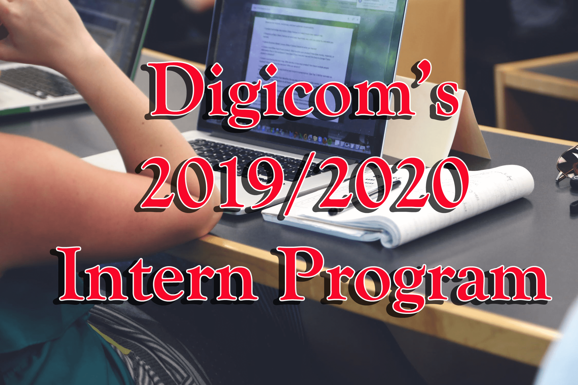 Digicom's Intern Program
